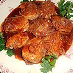 recette Médaillon de porc à l échalote