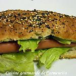 recette Petits pains à hot dog aux six graines