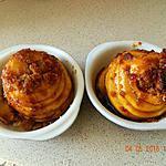 recette Pommes au four