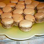 recette Macarons ganache spéculos