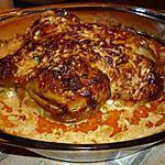 recette Poulet à l'emmental
