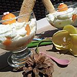 recette Verrines de tiramisu aux billes de melon