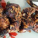 recette Cuisses de poulet marinées barbecue