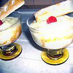 recette crème vanille a la semoule
