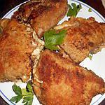 recette Escalope cordon bleu