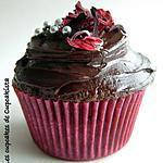 recette Ma Recette Cupcakes Chocolat - Piment 'Hot' pour le Saint Valentin
