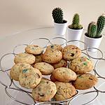 recette Cookies M&M's ©