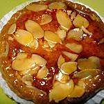 recette Gâteau amandine