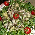 recette Salade de paleron de boeuf