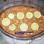 recette couronnes de soles au lait de coco