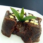 recette FONDANTS CHOCOLAT & MASCARPONE
