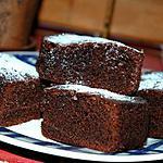 recette Délice au chocolat et épices