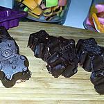 recette Oursons chocolat guimauve
