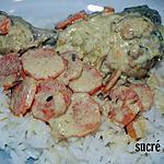 recette pilons de poulet aux carottes -curry