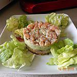 recette Tartare de saumon et avocat
