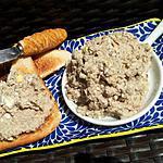 recette Tapas de sardinade