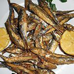 recette Friture d anchois au citron