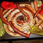 recette Mixed gril de saucisses et merguez