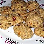 recette Cookies au flocons d'avoine tomate séché seranno