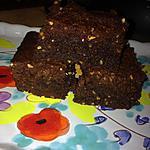 recette Brownies au pralin
