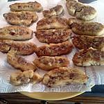 recette Roulés de pomme de terre à la viande hachée