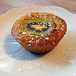 recette Muffin aux kiwis