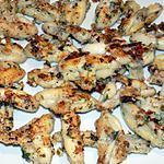 recette Cuisses de grenouilles au beurre d'ail