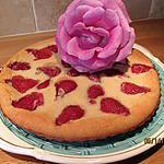 recette clafoutis aux fraises sans gluten