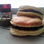 recette Dorayakis au nutella *Pancakes japonnais*