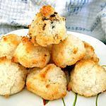 recette Rochers à la noix de coco de Martha STEWART