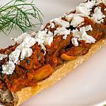 recette Champignons à la grecque