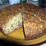recette Gâteau anglais aux pommes