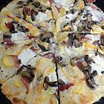 recette Pizza savoyarde