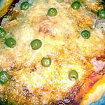 recette pizzablanc dinde oignons olives
