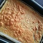 recette Gateau magique choco blc/pralin