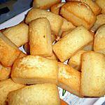 recette Financier à la noix de coco