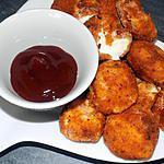 recette Beignets de mozarella tex-mex
