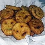 recette Bonhomme sourire en pomme de terre frit maison