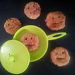 recette Nuggets smiley de knackis qui rit