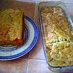 recette cake à la brandade de morue au 4 fromage de savoie pour la fondue