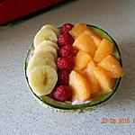 recette Dessert fruité