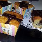 recette Minis cakes marbré savane