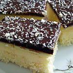 recette L'irrésistible gâteau à la noix de coco de Lydian