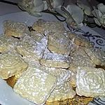 recette Biscuits fondants au citron vert de Martha Stewart