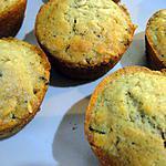 recette Muffins surprise amandes abricots