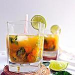 recette { Cocktail } Mojito à la mangue
