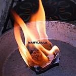 recette Allumes feu bio ou écolo