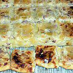 recette Quiche au tofu poireaux/bacon