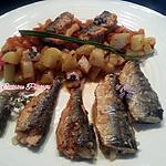 recette Sardines sauce tomate pimentée