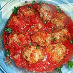 recette Boulettes de sardine à la semoule
